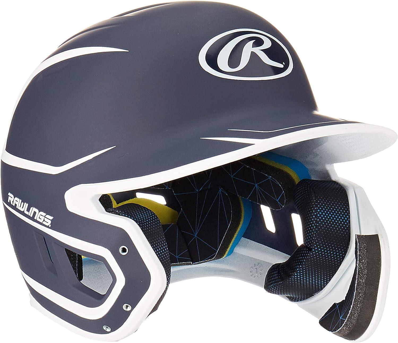 Rawlings MACH Matte Baseball Batting Helmet Series Junior//Senior