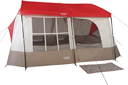 9 Person Wenzel Great Basin Tent