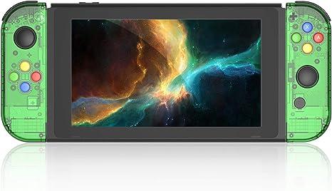 Versión de actualización] NS Joycon Handheld Controller Housing ...