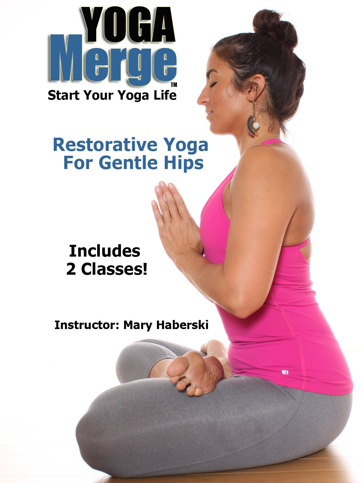 Amazon.com: Watch Restorative Yoga For Gentle Hips | Prime Video