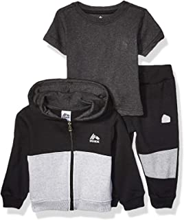 Tee and Pant Set RBX Boys Fleece Jacket
