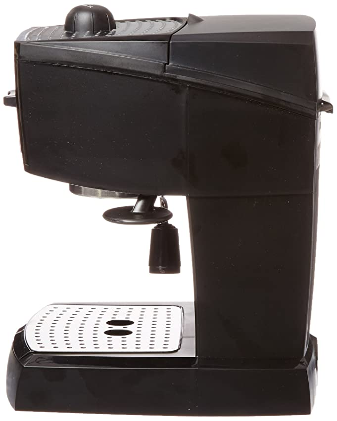 Amazon.com: De'Longhi EC155 15 BAR Pump Espresso and Cappuccino ...