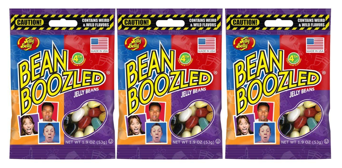 Jelly Belly Bean Boozled Beans, 5.7 Ounce