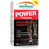 Jamieson Power Testosterone Support for Men