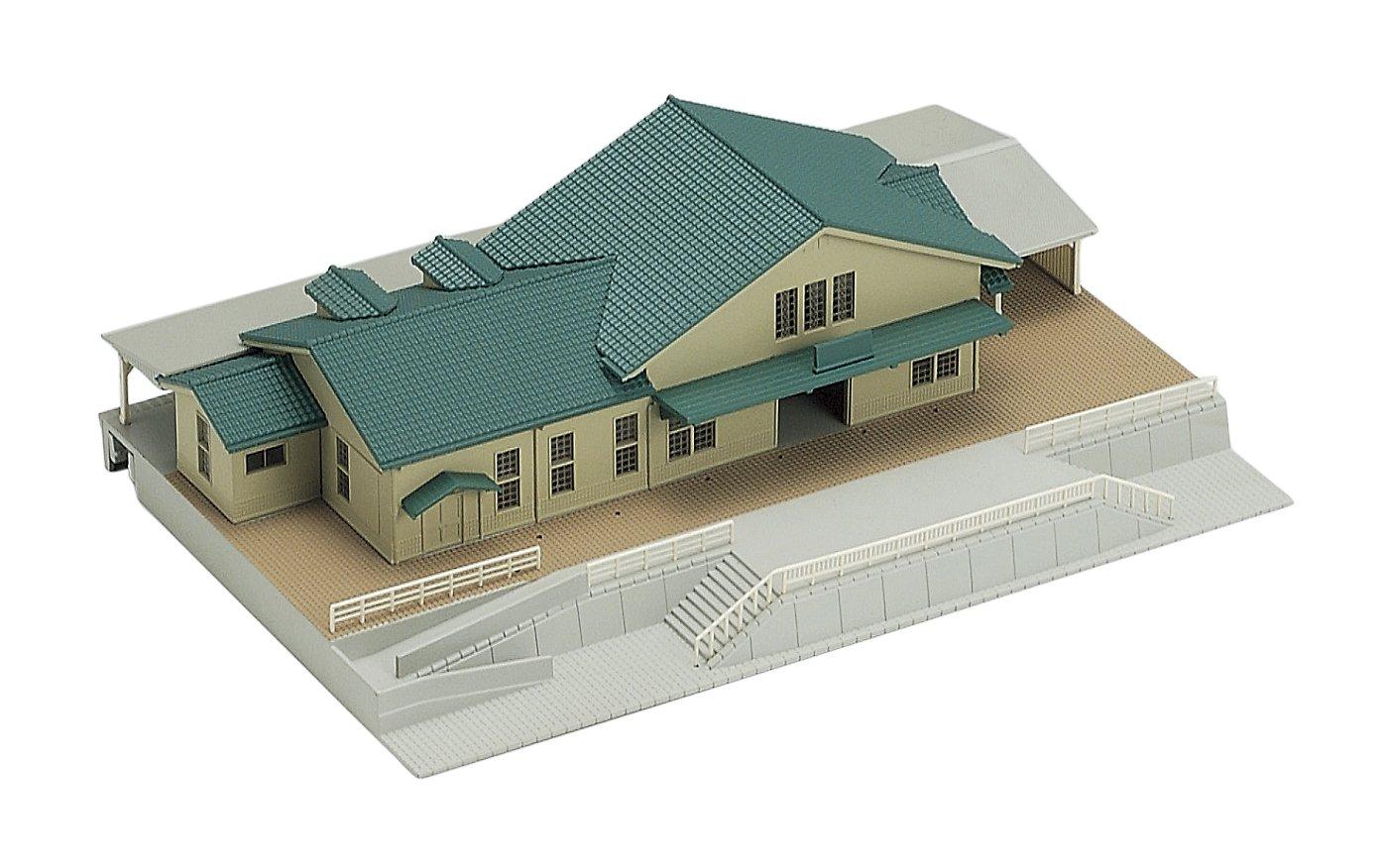 KATO Nゲージ 近郊形地上駅舎 23-211 鉄道模型用品 B002OB863G
