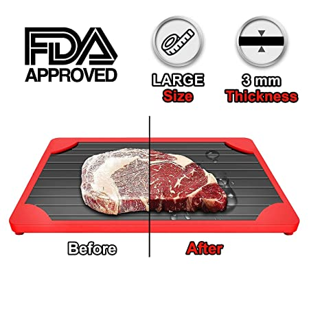 Review Fast Defrosting Tray With