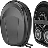 Geekria UltraShell Case Compatible with Grado SR325e, SR80, SR80e, SR80i, SR60, SR60i, SR60e, RS2, RS1 Headphones, Replacemen