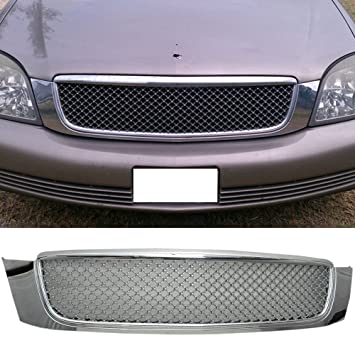 Amazon.com: 00-05 Cadillac Deville Front Mesh Sport Grille Grill ...
