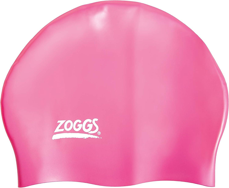 Adultos Unisex Zoggs Gorro de nataci/ón