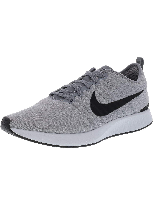 Cool grau schwarz-pure Platinum Nike Herren Dualtone Racer Gymnastikschuhe