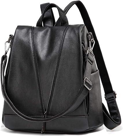 Zaino in pelle donna Bag Famous Brand Borse Scuola Per Ragazze Adolescenti Zaino