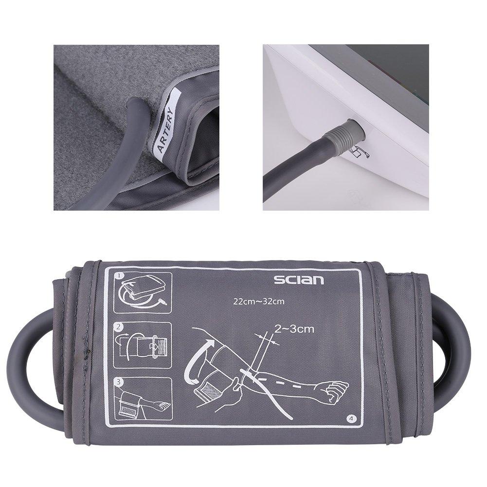 iClight Scian Blood Pressure Monitor Upper Arm by iClight: Amazon.es: Salud y cuidado personal