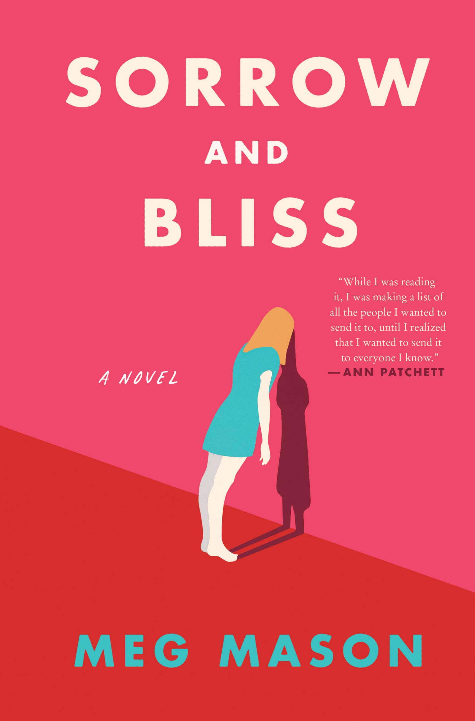 Sorrow and Bliss: A Novel: Mason, Meg: 9780063049581: Amazon.com: Books