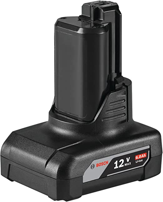 Amazon.com: Bosch GBA12V60 - Batería de ion de litio (12 V ...