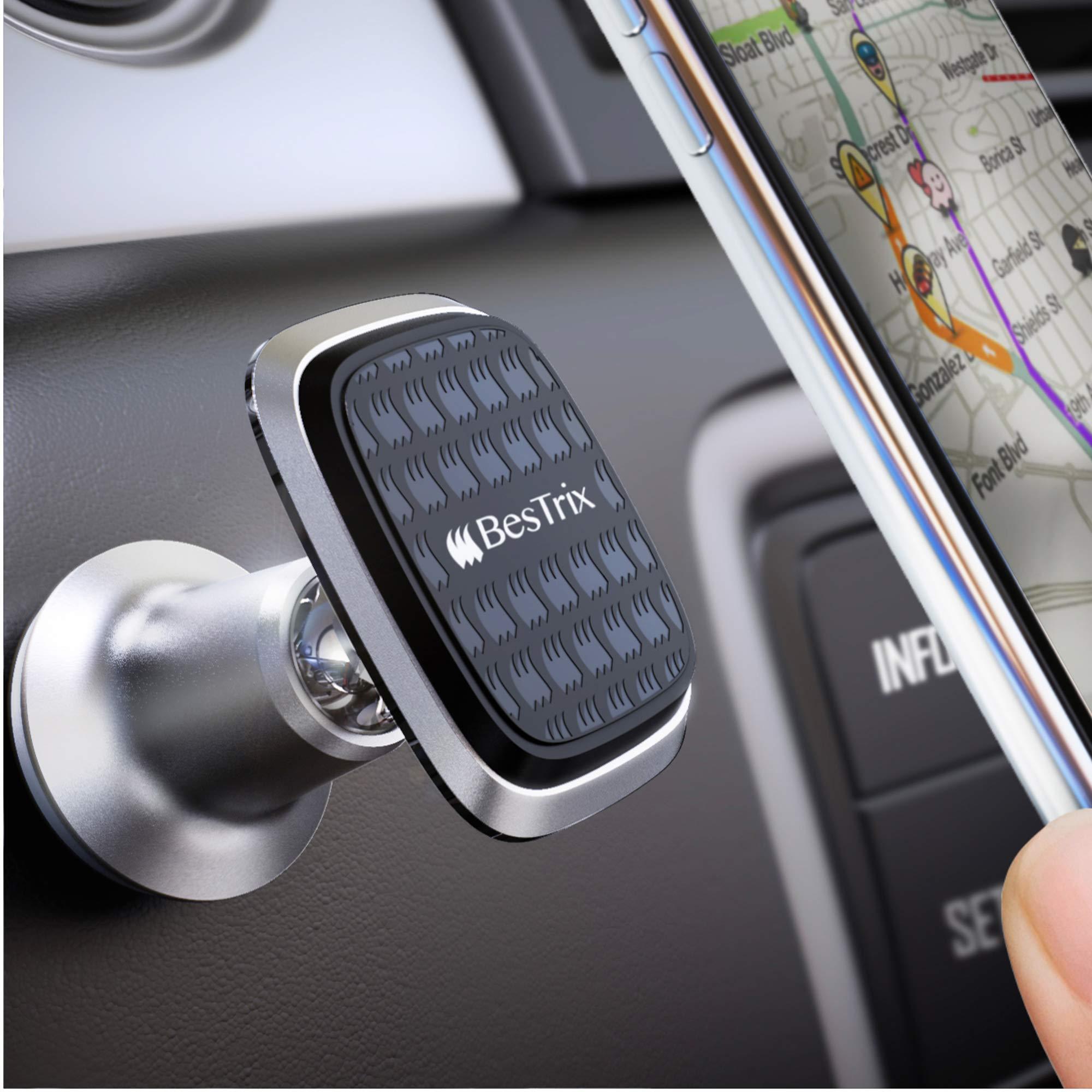 Soporte Celular para Autos Magnetico BESTRIX - 7GX3Q8V9