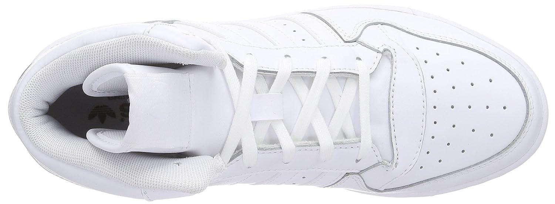 the best attitude a19f0 a4b1d adidas Damen M Attitude Revive High-Top, Weiß FTWR White, 36 EU Amazon.de  Schuhe  Handtaschen