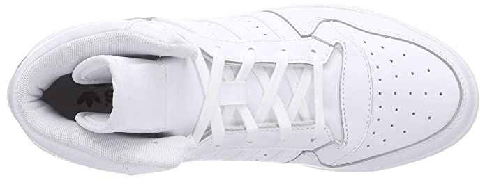 the best attitude 14411 32602 adidas Damen M Attitude Revive High-Top, Weiß FTWR White, 36 EU Amazon.de  Schuhe  Handtaschen