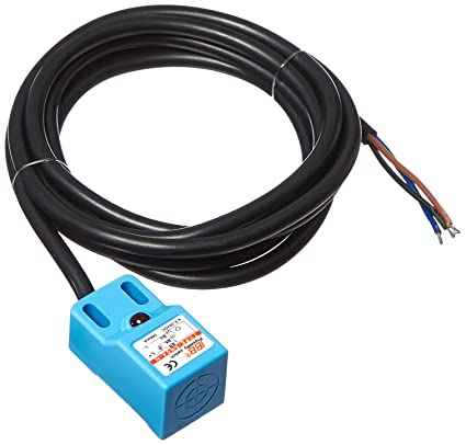 amazon com dc 4 8 30v 500ma npn nc 3 wire 4mm inductive proximity rh amazon com