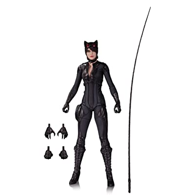 DC Collectibles Batman Arkham Knight: Catwoman Action Figure: Toy: Toys & Games
