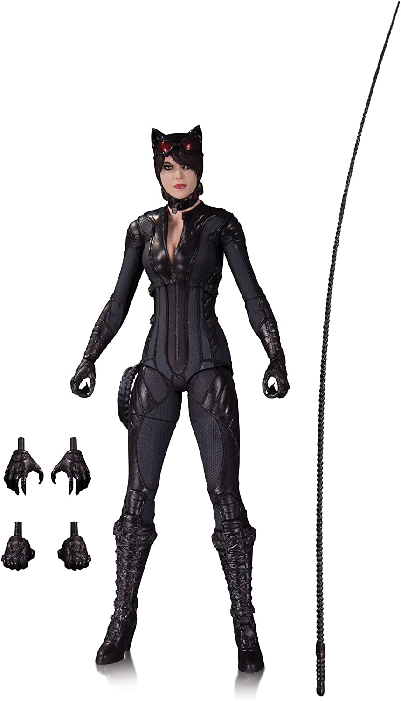 DC Comics Multi-Univers Batman Arkham City Catwoman Action Figure #28