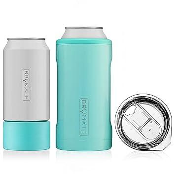 Amazon.com: BrüMate HOPSULATOR TRíO - Enfriador de latas 3 ...
