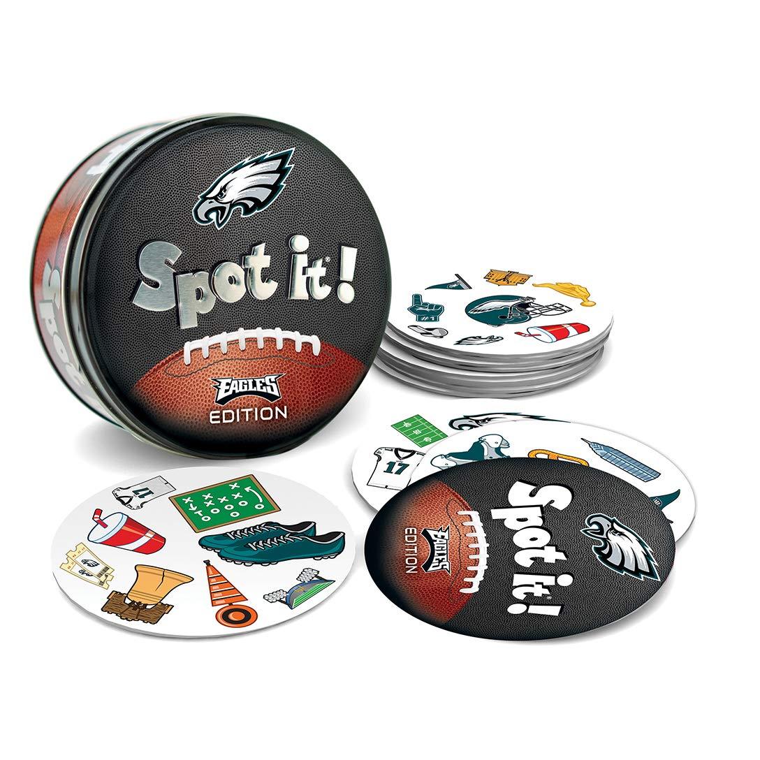 League Version Edition MasterPieces NFL Spot It