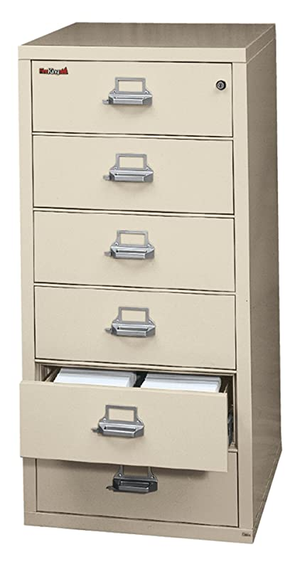 Amazon.com: Fireking Fireproof Card, Check and Note File Cabinet ...