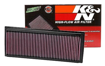 K&N 33-2865 Filtro de Aire Coche