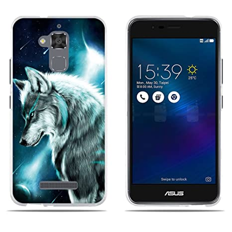 FUBAODA Funda ASUS Zenfone 3 MAX ZC520TL 5.2