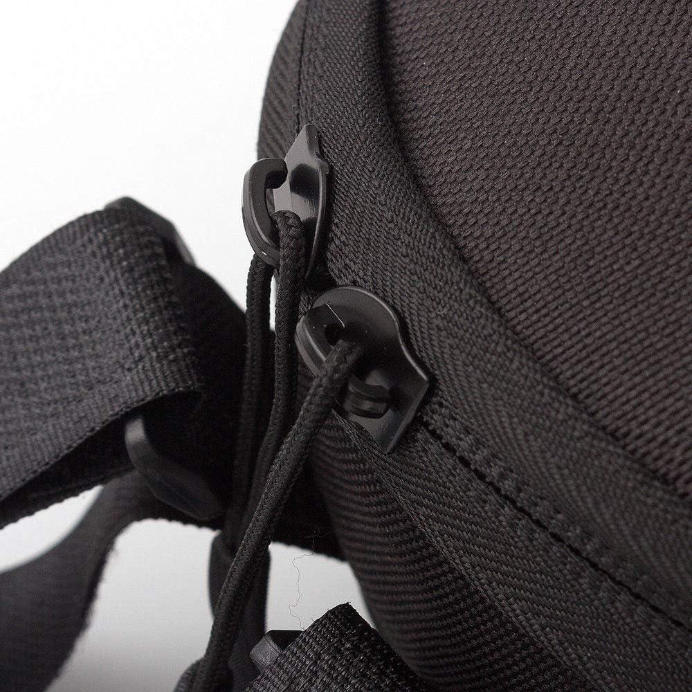 JOYFEEL Mens Casual Lightweight Multi-Pockets Down Alternative Vest Jacket Outwears for Outdoor Activities