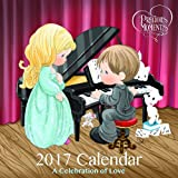 """Precious Moments Christmas Gifts, """"A Collection of Love"""", 2017 Illustrated Calendar, 161426"""