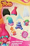 Trolls Photo Booth Props, 8ct