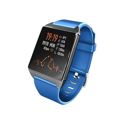 Pulsera inteligente, 1.3 Pantalla IPS en color Reloj ...