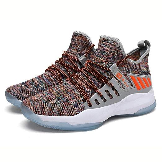 Zapatillas deportivas para hombre Zapatillas de baloncesto ...