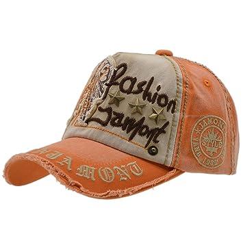 iParaAiluRy Gorra de Béisbol con Algodón Unisex Sombrero para ...