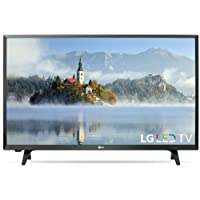 LG 32-inch 720p LED TV 32LJ500B (Certified Refurbished)