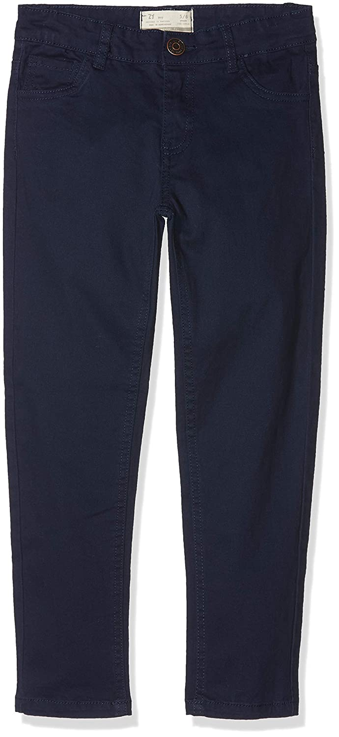 Zippy Boy's Pantalón De Sarga Trousers