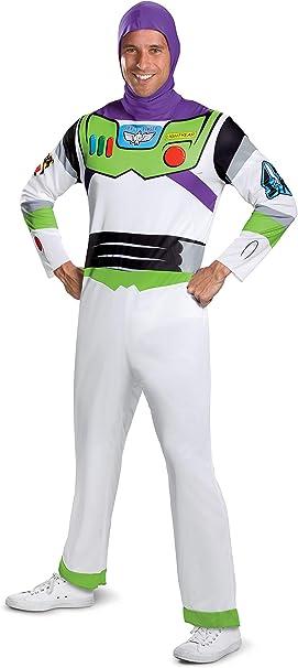 UMM 559.036 Buzz Lightyear Traje de Hombre - Tama-o 42-46: Amazon ...