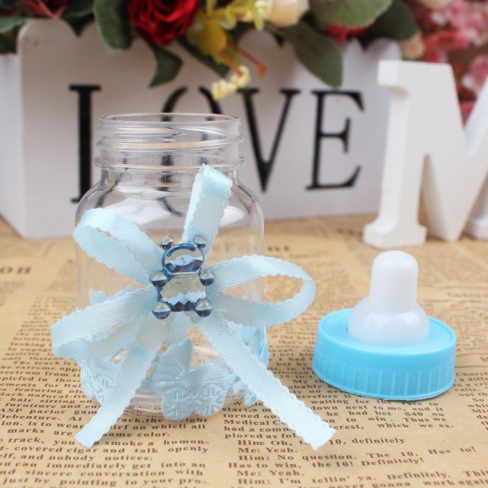 Amazon.com: Aparty4u - Caja de regalo para baby shower ...