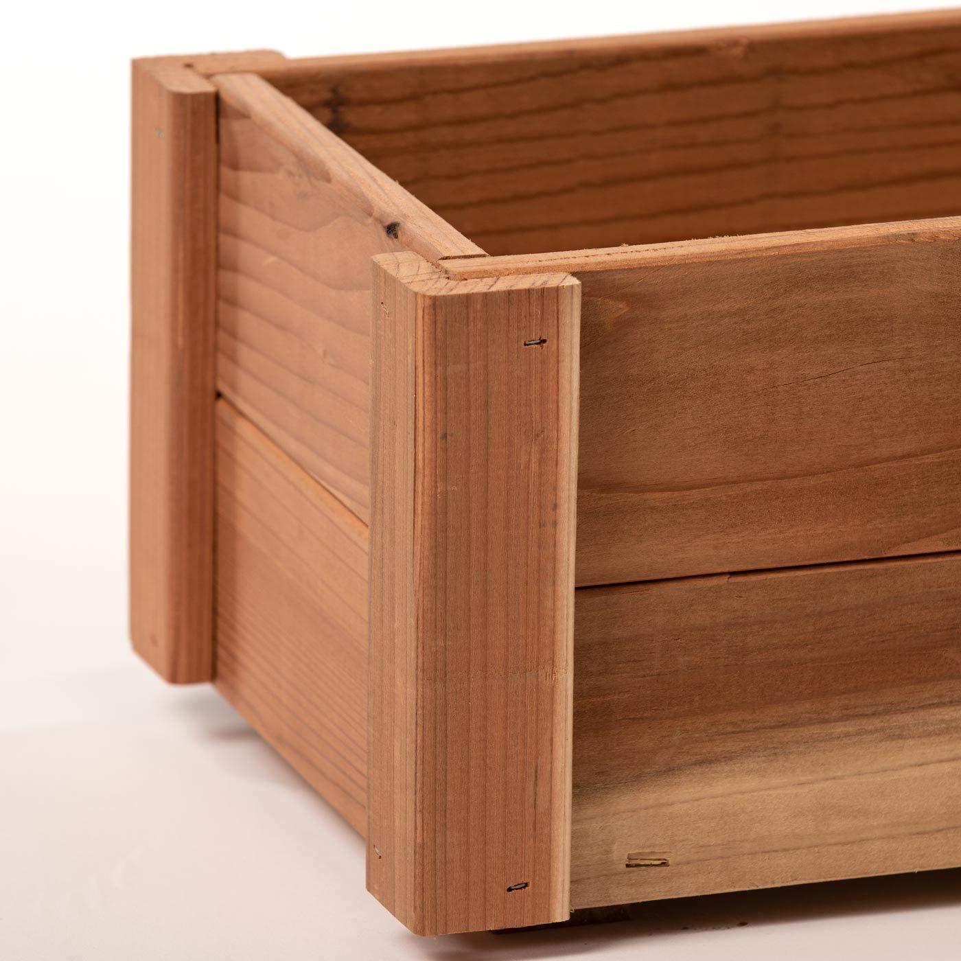Pasadena Window Box Planter - 60 Inch