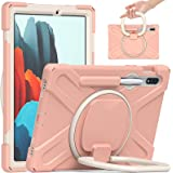 ZenRich Galaxy Tab S7 Case 11 Inch 2020, SM-T870/T875/T876 Case with S Pen Holder zenrich Shockproof Case with Rotable Stand