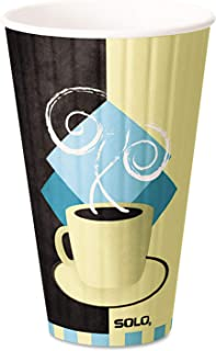 product image for SOLO Cup Company Duo Shield Insulated Paper Hot Cups