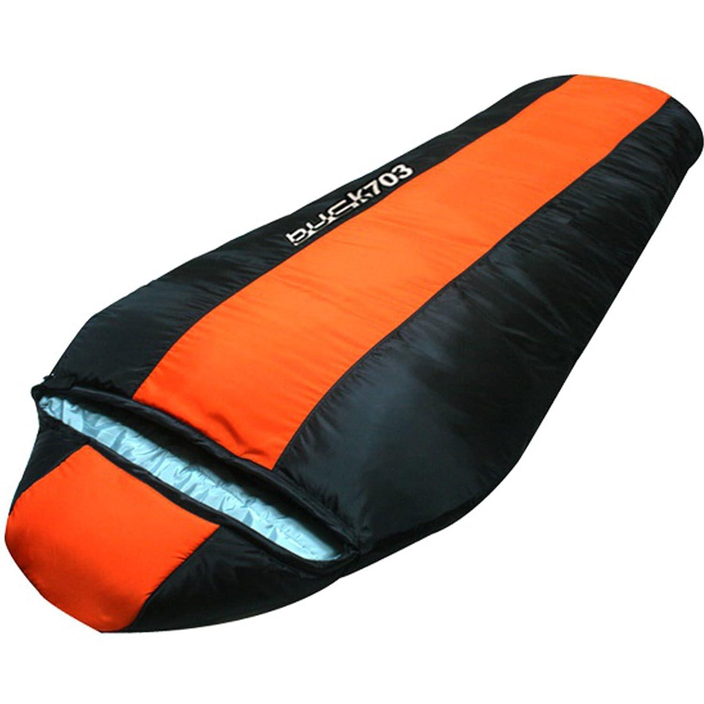 7oz Sleeping Bag 3 Season軽量キャンプバックパッキングUltarlight B01MYWCNZX