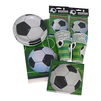 Fútbol/fútbol fiesta de cumpleaños unidades - diseño de ...