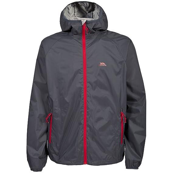 405a563bd Trespass Mens Rocco II Waterproof Jacket (M) (Flint): Amazon.co.uk: Clothing
