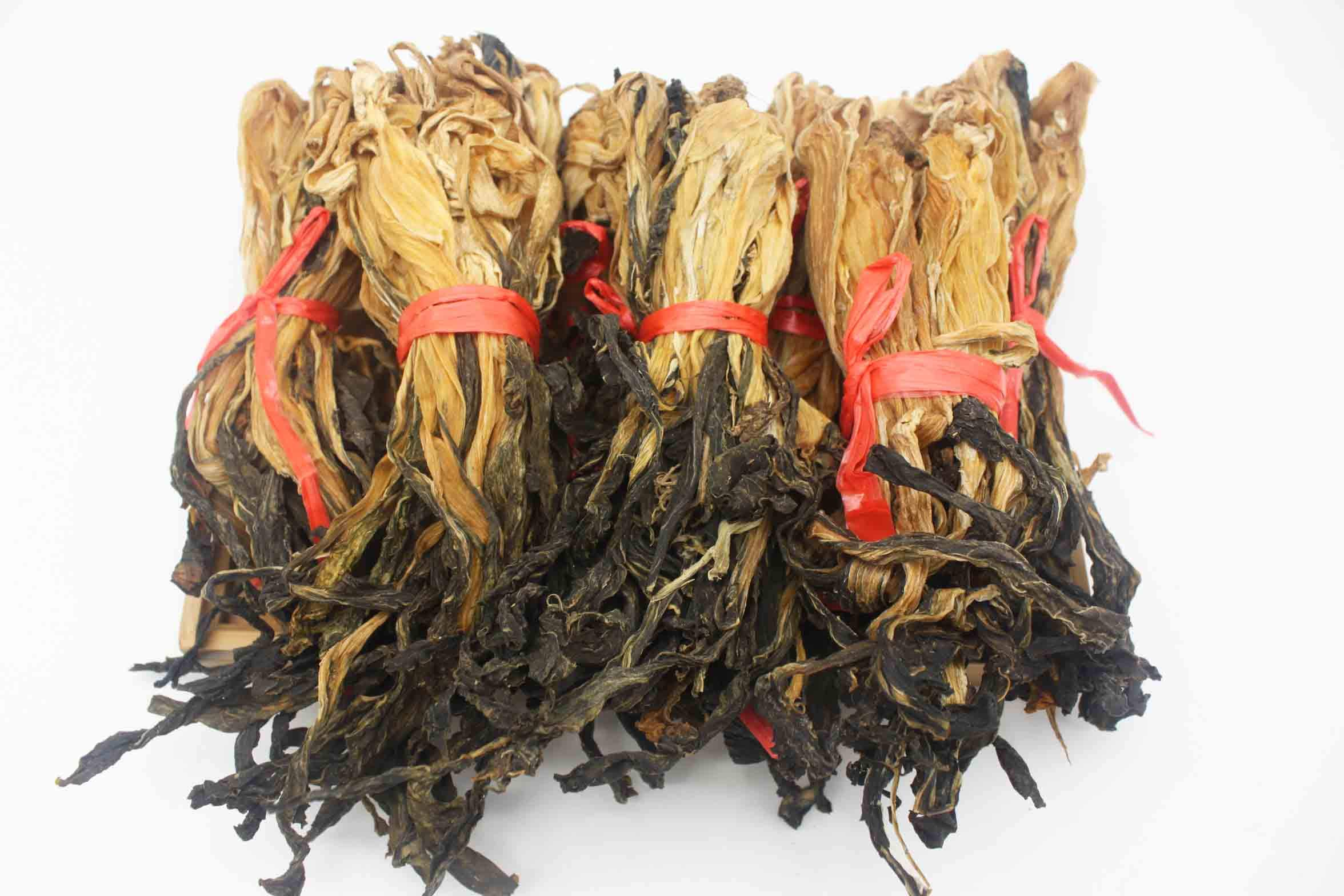 Dried Chinese Cabbage Dry Vegetable 白菜干 Free worldwide AIR MAIL (600 grams (7-8 bundles))