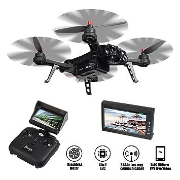 TIME4DEALS MJX B6 Bug 6 1600mkv Brushless Motor Racing Drone ...