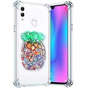 Robinsoni Funda Compatible con Huawei P Smart 2019 Funda ...