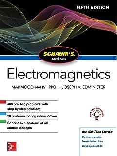 Schaum S Outline Of Electromagnetics Joseph Edminister