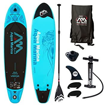Tabla de paddle surf decathlon